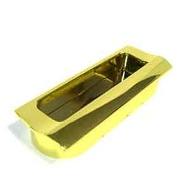 Ручка для сдвижных дверей LOID 15 SB мат.золото