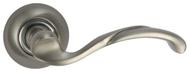 Ручка на розетке MSM R160 SN Матовый никель