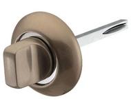 Накладка-фиксатор Fuaro BKW8 RM-SN/CP-3 для задвижки SN Матовый никель