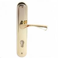 Ручка на планке APECS 85 золото