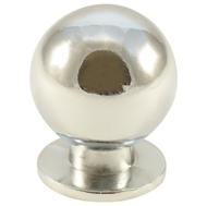 Ручка мебельная шарик L625-30mm 30D CP Хром