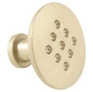 Ручка мебельная кнопка 2699 SN Матовый никель